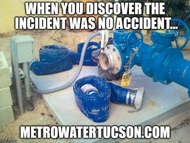 Metrowatertucson.com The Incident Was No Accident Evidence