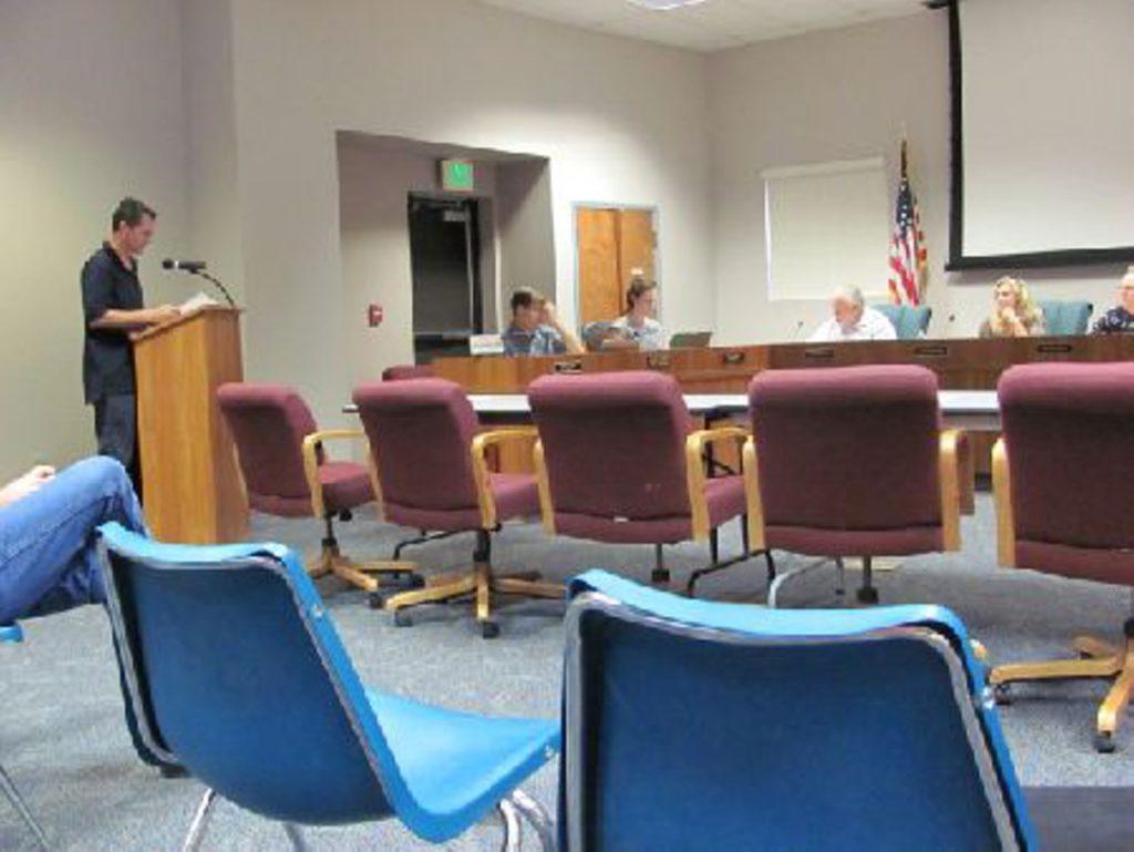 Metro Water Tucson Board Meeting