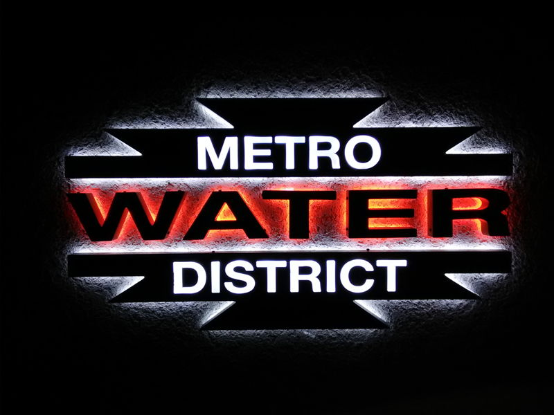 Tucson Metro Water District , Metro Water , Metropolitan Water District